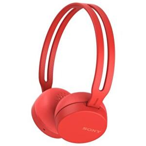 Sony Whch400R.Ce7 Stereo Bluetooth Kulaklık (Kırmızı)