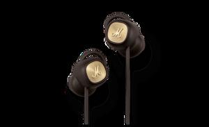 Marshall Minor 2 Bluetooth Kulak İçi Kulaklık - Kahverengi