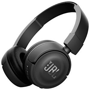 Jbl T460BT Kulak Üstü Mikrofonlu Kablosuz Kulaklık Siyah