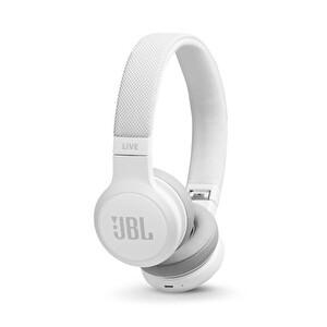 Jbl Live 400BT Kulak Üstü Mikrofonlu Kablosuz Kulaklık Beyaz