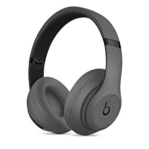 Beats MTQY2EE/A Studio3 Kablosuz Bluetooth Kulaküstü Kulaklık Gri