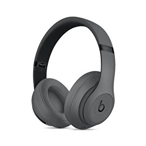 Beats MTQY2EE/A Studio3 Kablosuz Bluetooth Kulak üstü Kulaklık Gri