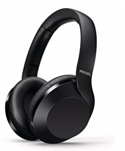 Philips TAPH802BK Hi-Res Kulak Üstü Mikrofonlu Kablosuz Kulaklık Siyah