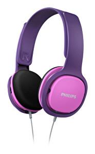 Philips SHK2000PK Kulak Üstü Çocuk Kulaklığı Pembe