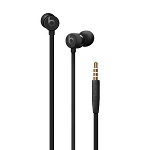 Beats urBeats3 MU982EE/A 3.5mm Jacklı Manyetik Uçlu Kulak İçi Kulaklık Siyah