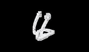 Sony WI-SP510 Extra Bass Özellikli IPX5 Boyun Bantlı Kablosuz Spor Kulaklık Beyaz