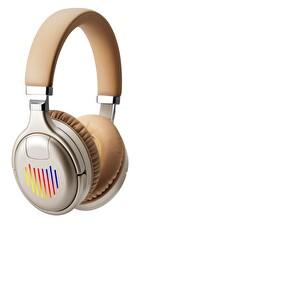 Preo My Sound MS93 Kablosuz Kulak Üstü Kulaklık Açık Kahve