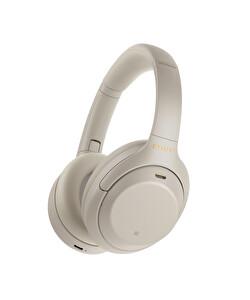 Sony WH-1000XM4 Gürültü Engelleme Özellikli Kablosuz Kulaklık Gümüş