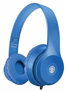 Preo My Sound MS34SX-Bass Kablolu Kulak Üstü Kulaklık Mavi