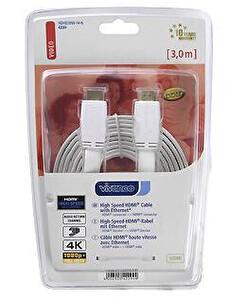 Vivanco 42093 HDHD/15W-14-N High S. Ethernet HDMI 15M