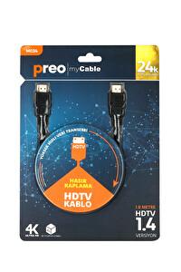 Preo My Cable MC24 1.8m Hdmı Kablo