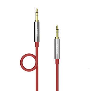 Anker 3.5MM AUX 1.2M Ses Kablosu - Kırmızı