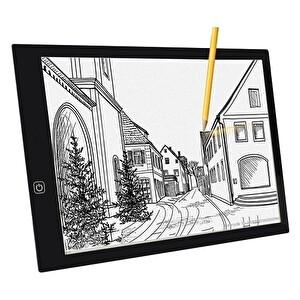 Tikteck A4 LED Ultra İnce Animasyon Grafik Çizim Tableti