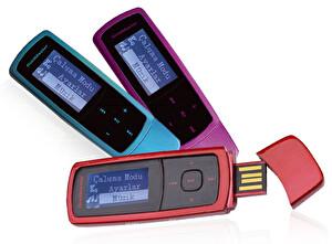 Goldmaster Mp3 294 (Kırmızı) 4 Gb Mp3 Player