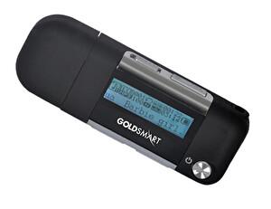 GOLDSMART MP3-153 4 GB MP3 PLAYER ( OUTLET )