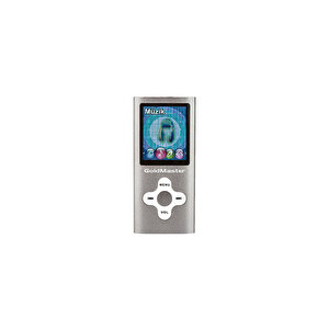 Goldmaster MP3-224 8GB (Gri) Mp3 Player