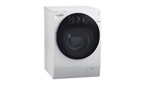 LG FH6G1BCHK2N G+ 12Kg Yıkama 8 Kg Kurutma Twinwash Beyaz Çamaşır Makinesi