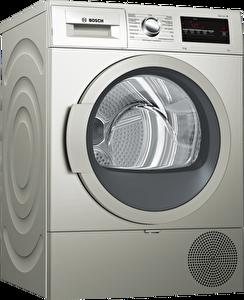 Bosch WTR85V0STR  8 Kg A++ Enerji Sınıfı Isı Pompalı Gümüş Kurutma Makinesi