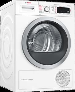 Bosch WTW85562TR 9 Kg  A++ Enerji Sınıfı Isı Pompalı Beyaz Kurutma Makinesi