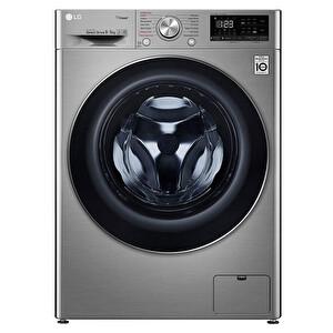 LG F4R5VGW2T A Enerji Sınıfı 9 Kg Yıkama/ 5 Kg Kurutmalı Metalik Çamaşır Makinesi