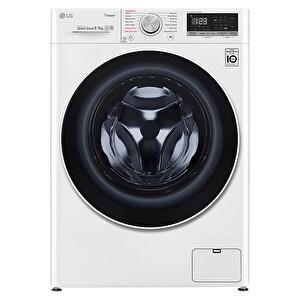 LG F4r5vgw0w 9/5 KG 1400 Devir Buharlı Yıkama Kurutmalı Çamaşır Makinesi