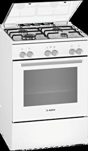 Bosch HXA090H29T Beyaz  3g+1w 8 Prg Dg Çıkışlı Multifonksiyonel Solo Fırın