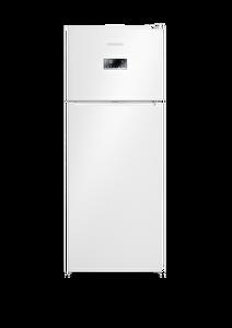 GRND 5110 Çift Kapılı Üstten Donduruculu Buzdolabı ( OUTLET )