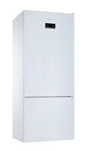 Samsung RB50RS334WW A++ 500 Lt Beyaz Kombi Tipi No Frost Buzdolabı