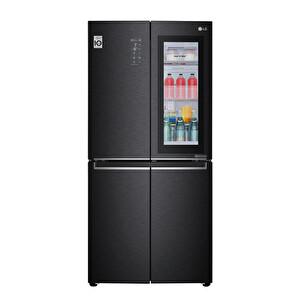 Lg Gc-Q22ftqkl 4 Kapılı Gardırop Buzdolabı Metalik