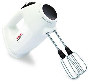 Tefal HT400B30 Mastermix 425 Watt Paslanmaz Çelik Beyaz El Mikseri