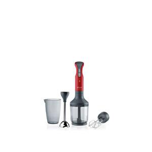 Arzum AR1025 Smartmax 1000W Kırmızı Blender Seti