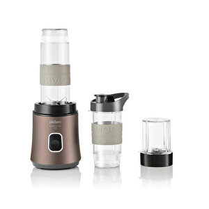 Arzum AR1101 Shake'n Take Joy Kişisel Blender - Toprak