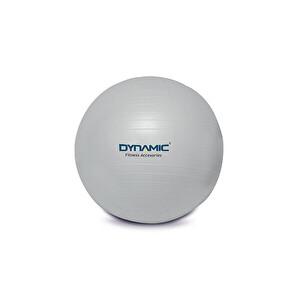 Dynamic Gymball 55cm Pilates Topu Gri