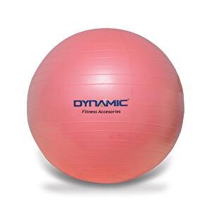 Dynamic Gymball 55cm Pilates Topu Pembe