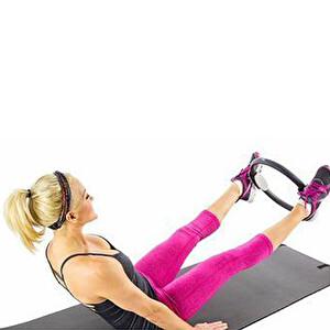 Dynamic Pilates Çemberi Fuşya