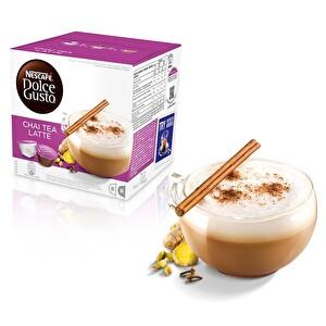 Nescafe Dolce Gusto Chai Tea Latte Kahve Kapsülü (16 lı)