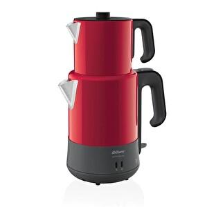 Arzum AR3050 Çayım Deluxe Çay Makinesi (Nar)