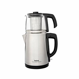 Tefal Tea Expert Deluxe BJ5108TR Paslanmaz Cam Demlikli Çay Makinesi