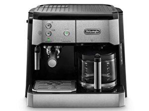 Delonghi BCO 411.B Espresso & Filtre Kahve Makinesi Siyah