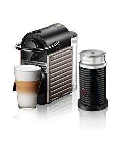 Nespresso C66TC65 Pixie Bundle Kahve Makinesi + Süt Köpürtücü