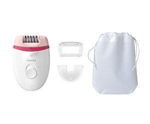 PHILIPS BRE255/05 SATINELLE ESSENTIAL KABLOLU KOMPAKT EPİLATÖR ( OUTLET )