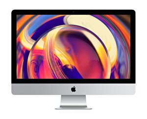 "Apple iMac Intel Core i5 3.GHz 8GB 1TB 4GB Radeon Pro 570X 27"" Retina 5K All In One Bilgisayar MRQY2TU/A"