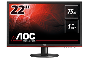 "AOC LED 21,5"" G2260VWQ6 D-SUB+HDMI+DP MONITOR ( TESHIR )"