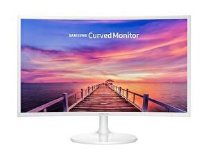"""Samsung 27"""" LC27F391FHMXUF CF391 60-72Hz FreeSync HDMI VA Kavisli Gaming Monitör"""
