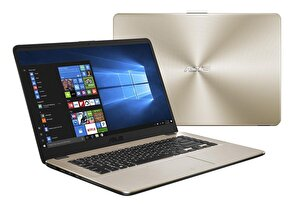ASUS X505BP-EJ219T AMD A9-9425/4G DDR4/1TB HDD/2G AMD Radeon R5 M420/win10 NOTEBOOK ( OUTLET )