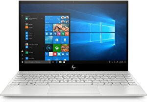 "HP Envy 13-AQ1001NT Intel i5-10210U 8GB DDR4 RAM 512GB SSD NVIDIA MX250 2GB 13.3"" FHD Silver W10 Notebook 8KH53EA"