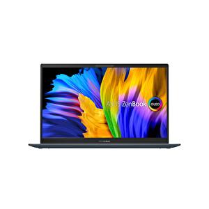 "Asus Zenbook 13 Um325ua-Kg111t Oled Amd Ryzen5-5500u 16GB Ram 51GB Ssd 13"" Numberpad W10 Notebook"