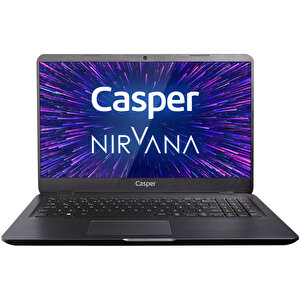 "Casper Nirvana S500 Intel Core i5-1021 8 GB RAM 1TB HDD +128 GB SSD 15.6"" Win 10 Home Notebook"