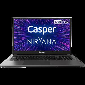 Casper Nirvana X500 Intel Core i7-1065G7 8 GB RAM 240 GB SSD Intel IRIS 15.6'' Win 10 Pro Notebook Gri