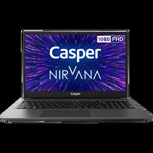 "Casper Nirvana X500 Intel Core i3-1005G1 4 GB RAM 500 NVME SSD  15.6"" Win 10 Pro Notebook Siyah"